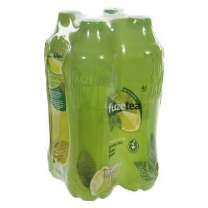 Fuze Tea PET  Green Lime Mint  1,25 liter  Pak  4 st
