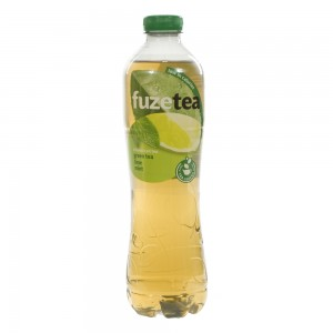 Fuze Tea PET  Green Lime Mint  1,25 liter   Fles