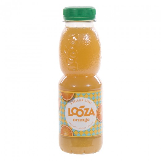 Looza PET  Orange  33 cl   Fles