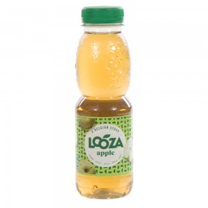 Looza PET  Appel  33 cl   Fles