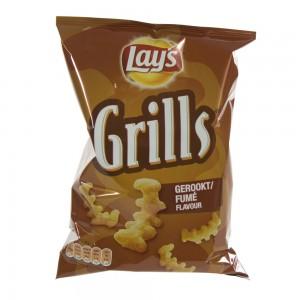Lays Grills Gerookt   Stuk  85 g