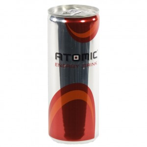 Atomic Energy  25 cl  Blik