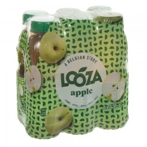Looza PET  Appel  33 cl  Pak  6 st