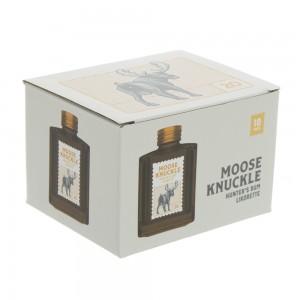Moose Knuckle Rum  20 ml  10 stuks