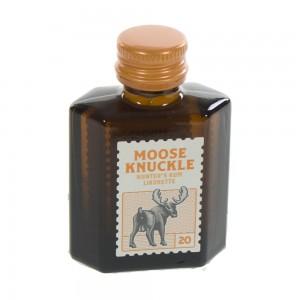 Moose Knuckle Rum  20 ml   Fles