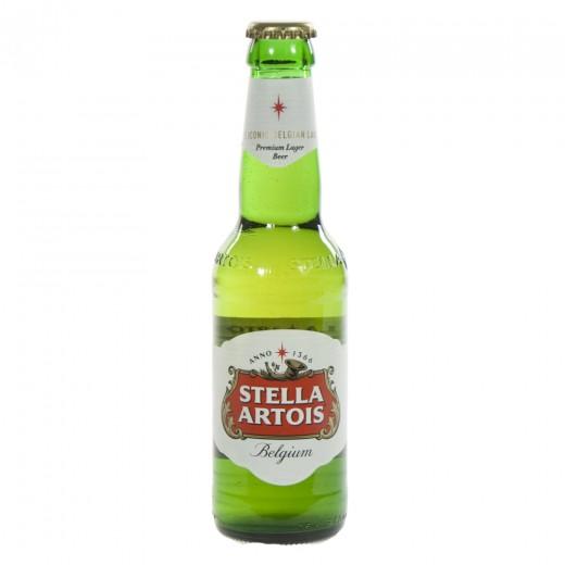 Stella  25 cl   Fles