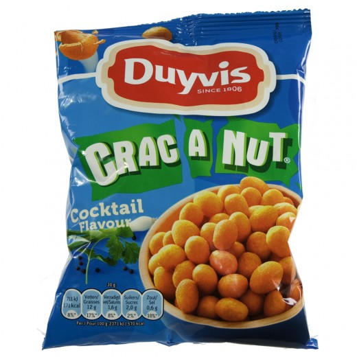 Crac-a-nut Cocktail  200 g