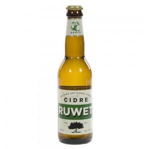 Ruwet Apple Cider  33 cl   Fles