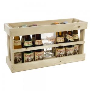 Van Eecke Kist  33 cl  10 Flessen + Glas