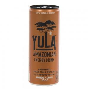 Yula Blik  Mango&chili pepper  25 cl  Blik