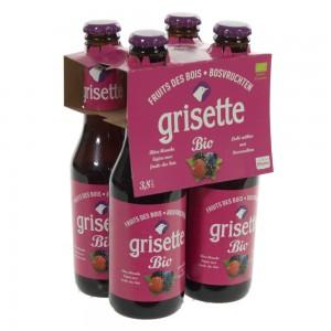Grisette Bosvruchten  25 cl  Clip 4 fl