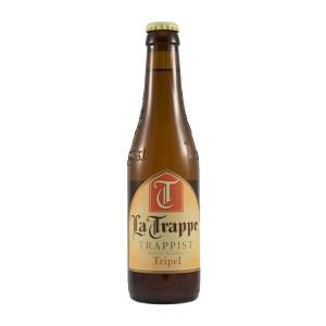 La Trappe trappist  Tripel  33 cl   Fles
