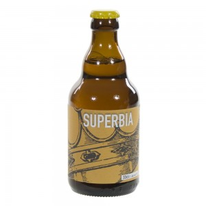 Superbia Bio  33 cl   Fles