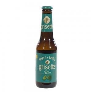 Grisette Triple Gluten Vrij  25 cl   Fles