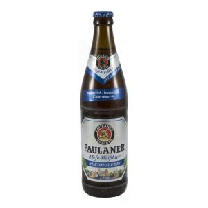 Paulaner Alcoholvrij  Blond  50 cl   Fles