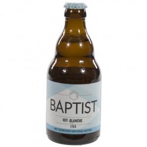 Baptist  Wit  33 cl   Fles
