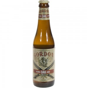 Gordon Blond Oak  33 cl   Fles
