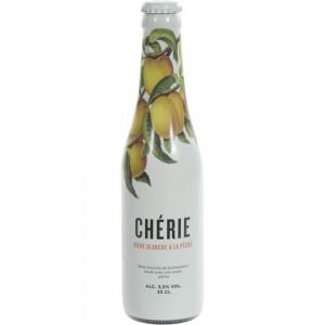 Cherie  Peche  33 cl   Fles
