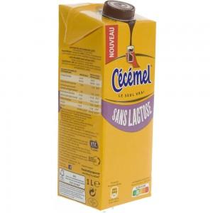 Cecemel Sans Lactose  1 liter   Stuk