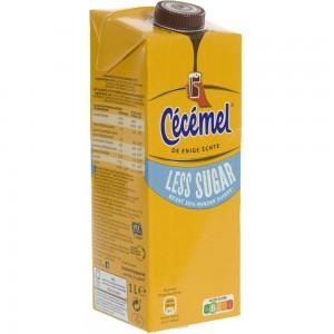 Cecemel Less Sugar  1 liter   Stuk