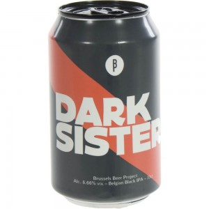 Dark Sister  33 cl  Blik
