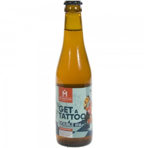 Get A Tattoo  33 cl   Fles
