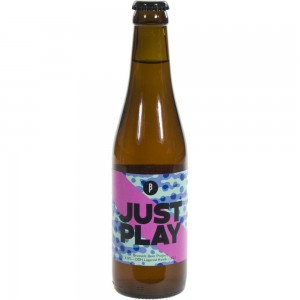 Just Play  33 cl   Fles