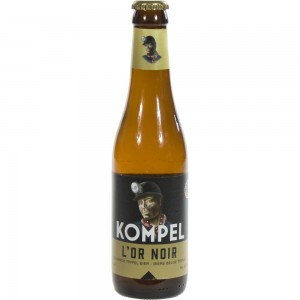 Kompel L'Or Noir  33 cl   Fles