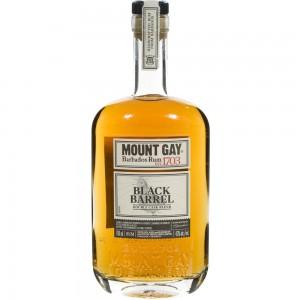 Mount Gay Rum Black Barrel  70 cl
