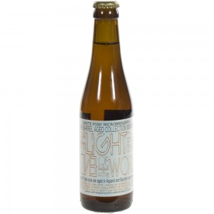 Light At The End Of The World  33 cl   Fles
