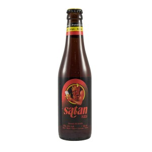 Satan  Red  33 cl   Fles