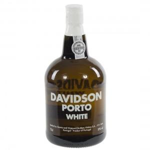 Davidson Porto  Wit  75 cl   Fles