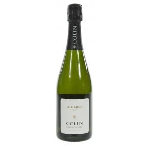 Champagne Colin Cuvee Alliance  75 cl   Fles