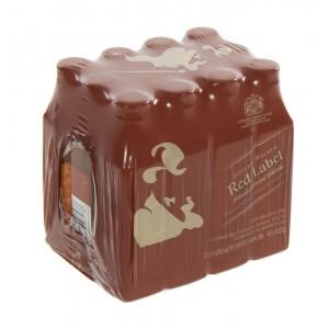 Johnnie Walker Red label 40%  5 cl  Pak 12 st