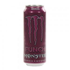 Monster  Punch Energy  50 cl  Blik