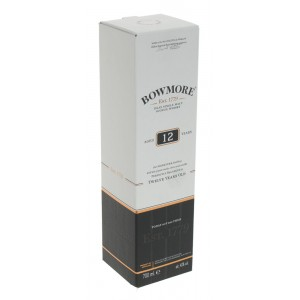 Bowmore Whisky 12Y  70 cl