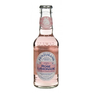 Fentimans tonic  Rose Lemonade  20 cl   Fles