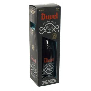 Duvel Barrel Aged The Rum Edition  75 cl  1fles+1glas