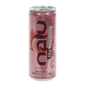 Nalu Tea Energizer  Hibiscus-Rooibos  25 cl  Blik