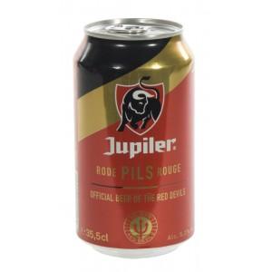 Jupiler Red  35,5 cl  Blik
