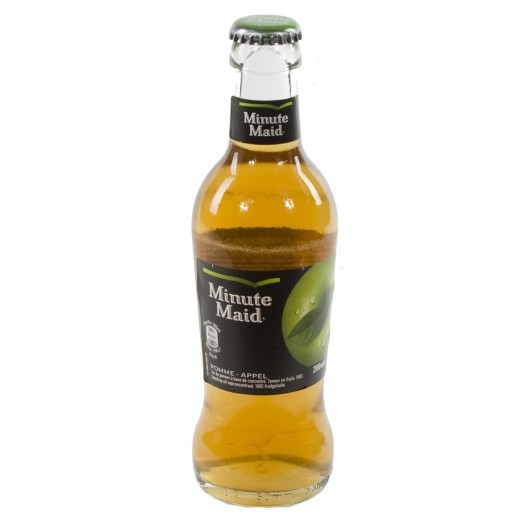 Minute Maid  Appel  20 cl   Fles