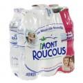 Mont Roucous PET  Plat  50 cl  Pak  6 st