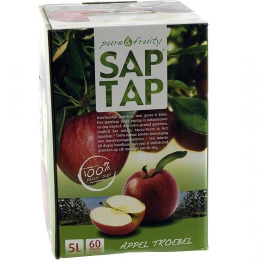 Sap tap  Appel troebel  5 liter