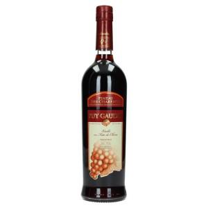 Pineau Des Charentes Puy Gaudin 17%  Rood  75 cl