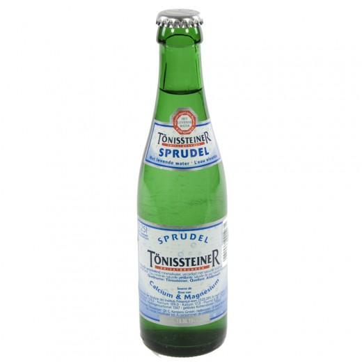 Tonissteiner Water  Bruis  25 cl   Fles