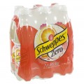 Schweppes agrum PET  Zero  50 cl  Pak  6 st