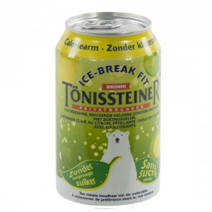Tonissteiner BLIK  Ice Break  33 cl  Blik