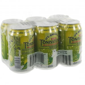 Tonissteiner BLIK  Ice Break  33 cl  Blik  6 pak
