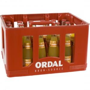 Ordal fruitsap  Sinaas  20 cl  Bak 24 st