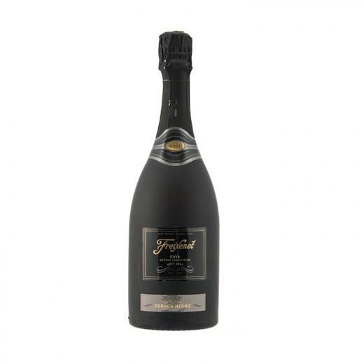 Cava Freixenet Gran Cordon Negro 11.5%  75 cl   Fles